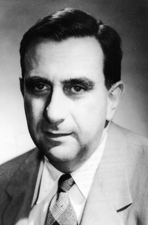 """Teller Ede (Budapest, 1908. – Stanford, Kalifornia, 2003.) magyar–amerikai atomfizikus, aki élete jelentős részét az Amerikai Egyesült Államokban élte le, és sikereit is főként ott érte el. Legismertebb a hidrogénbomba-kutatásokban való aktív részvétele, emiatt mint """"a hidrogénbomba atyja"""" vált közismertté."""