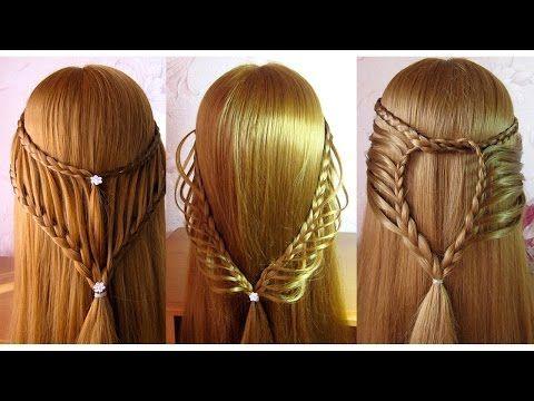 3 coiffures faciles Coiffures pour tous les jours (pour l