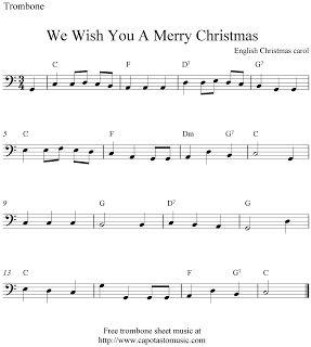 Free Sheet Music Scores: Piano Christmas