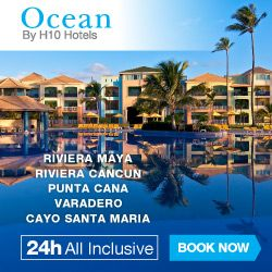 New Offers and Deals: 45% Off SALE at H10 Ocean Casa del Mar Cuba  BOOK NOW  Up to 45% Off  15% Off Spa Services  H10 Ocean Casa del Mar Cuba  Book your stay at H10 Ocean Casa del Mar Cuba and get up to 45% off.  Includes: -1 hour free WIFI per night stay -Free VIP Welcome Package at your arrival -15% Off in all Spa massages  T&C:  Valid for stays until 22nd December 2017  Valid for bookings made until 21st December 2017.  http://ift.tt/2mFHscS