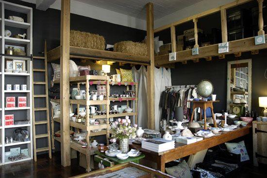The Farmer's Daughter: shop in Stellenbosch, South Africa