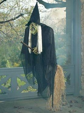 Diy Animated Halloween Props