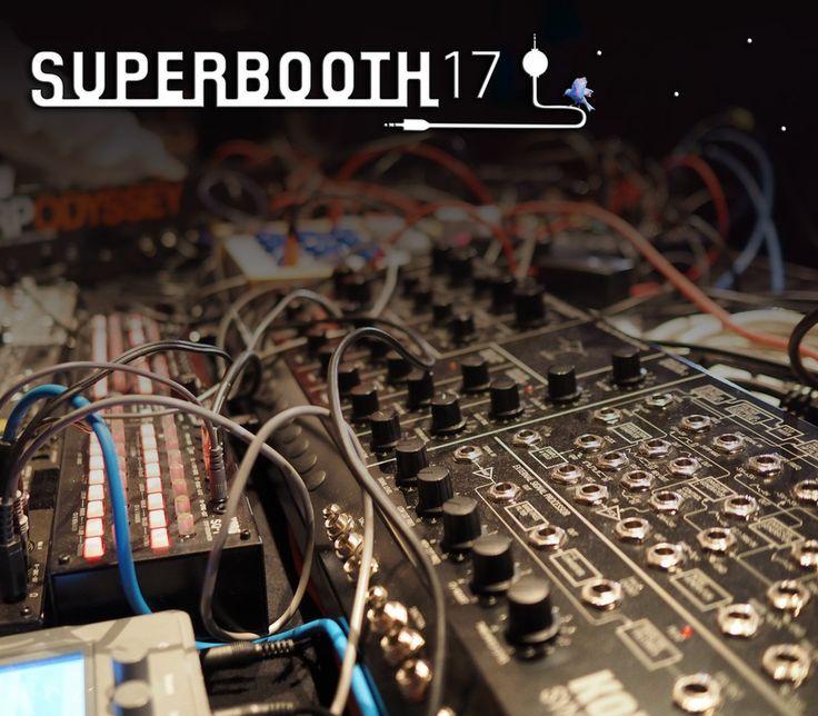 Superbooth17 im FEZ Berlin