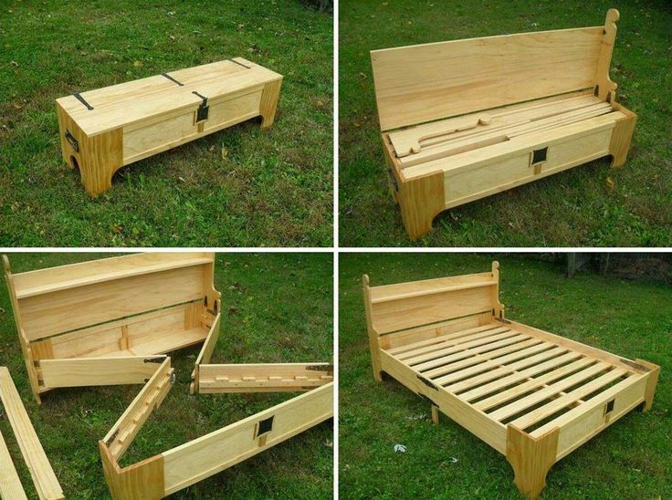 Bed in a box | Construction and DIY projects | Forums - Thehomesteadingboards.com