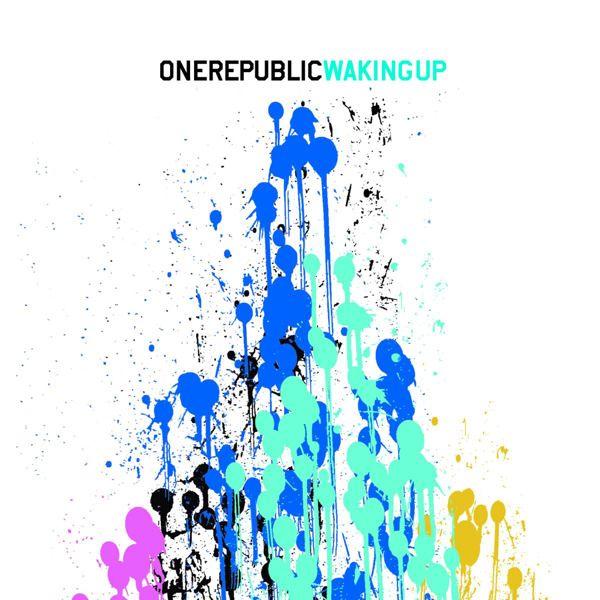 """One Republic Album   One Republic """"Waking Up"""" iTunes Deluxe Album Cover"""