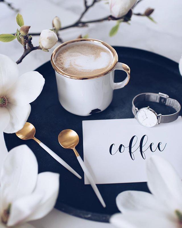 Pin by CoffeeQueen4☕ on C o f f e e.   Coffee time, Coffee lover, Coffee  flatlay