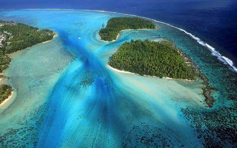 Moorea-sziget, Francia Polinézia