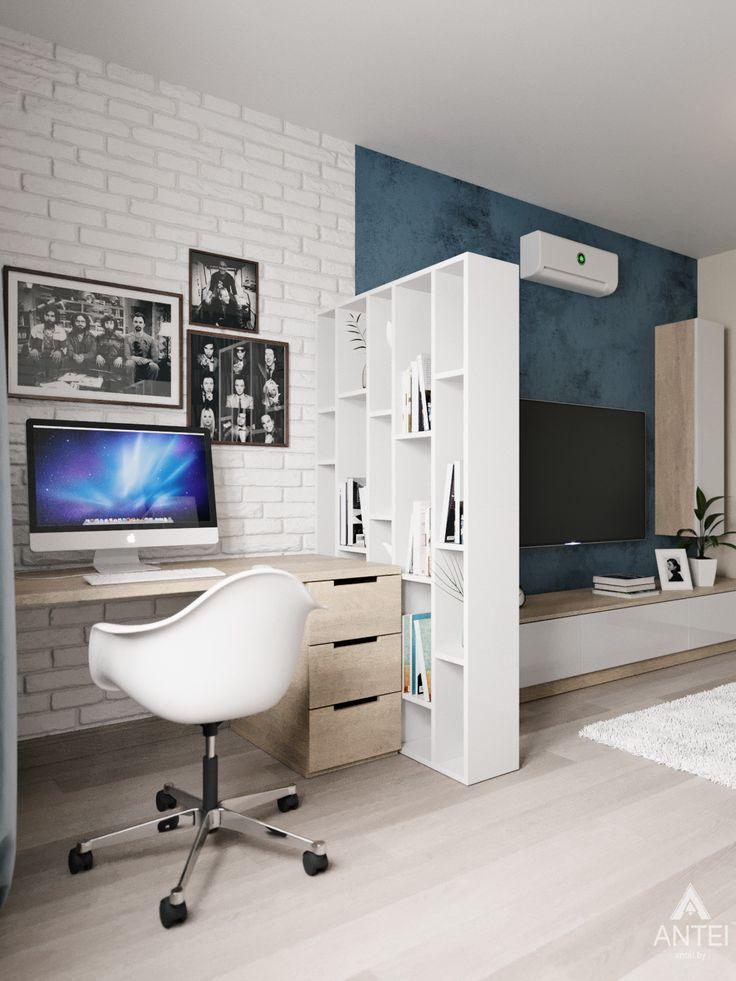 Дизайн интерьера квартиры в Гомеле, Иногородняя 8-я - гостиная фото №4