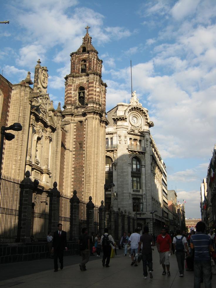 México D.F. *Mexico City*