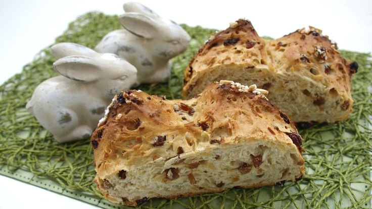 Saftiges Osterbrot