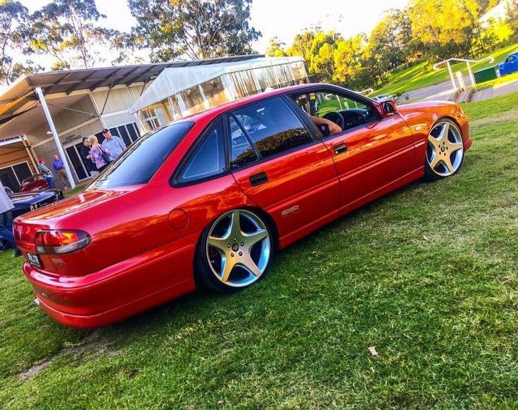 95-97 #Holden #Commodore_VS