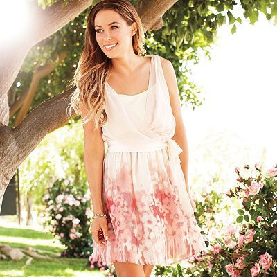 Outfit #3Summer Dresses, Summer Outfit, Inexpenive Dresses, Dresses Casual, Style Summer, Lauren Conrad, Style Clothing, Chiffon Dresses, Summer Clothing