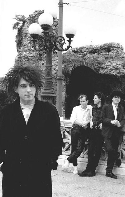 The Cure are an English rock band formed in Crawley, West Sussex in 1976. The band has experienced several line-up changes, with vocalist, guitarist and principal songwriter Robert Smith being the only constant member.