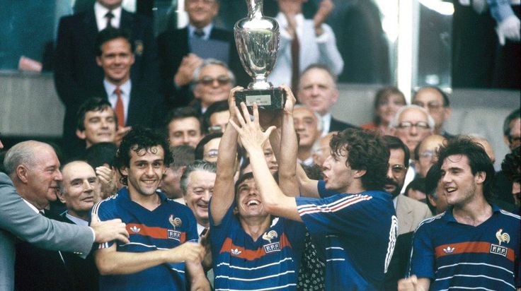 #OnThisDay in 1984: #France European Champions  #EC1984 #Euro1984