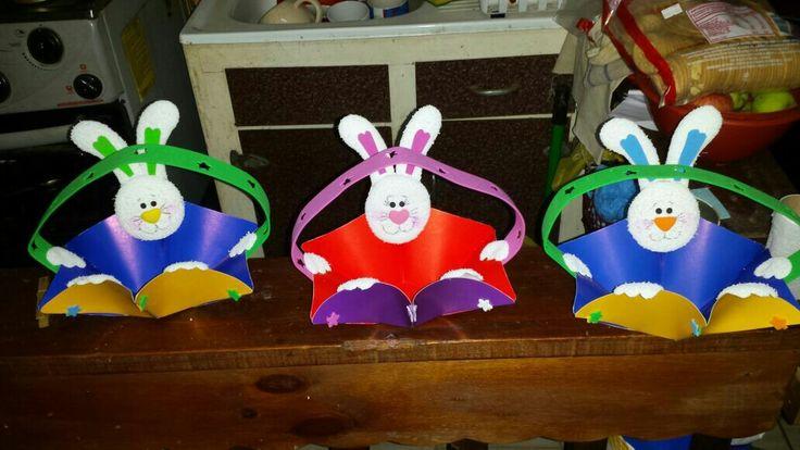 Pascua de conejos
