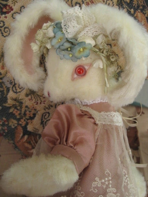 my hand made rabbit