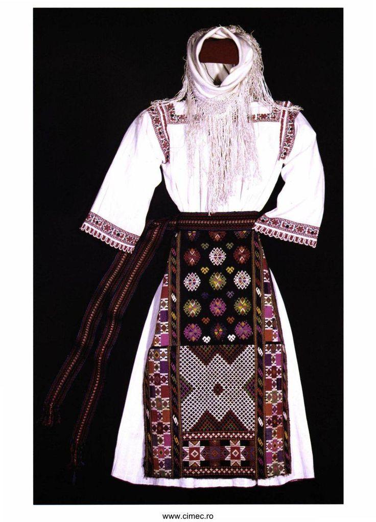 Costum popular din Tulcea, Dobrogea