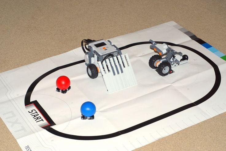 Nxt Mini Sumo Bot Robots Pinterest Robotics Lego