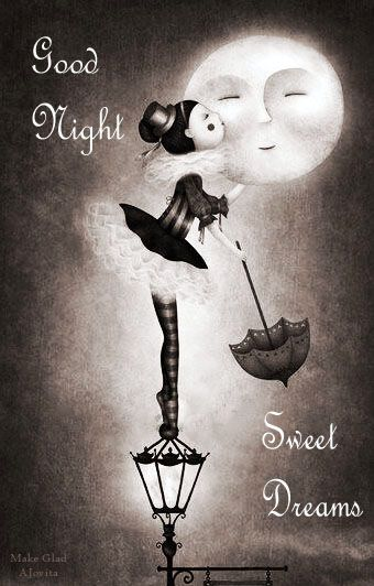 Night night love bug I'll be in your dreams. Soon I love u so much
