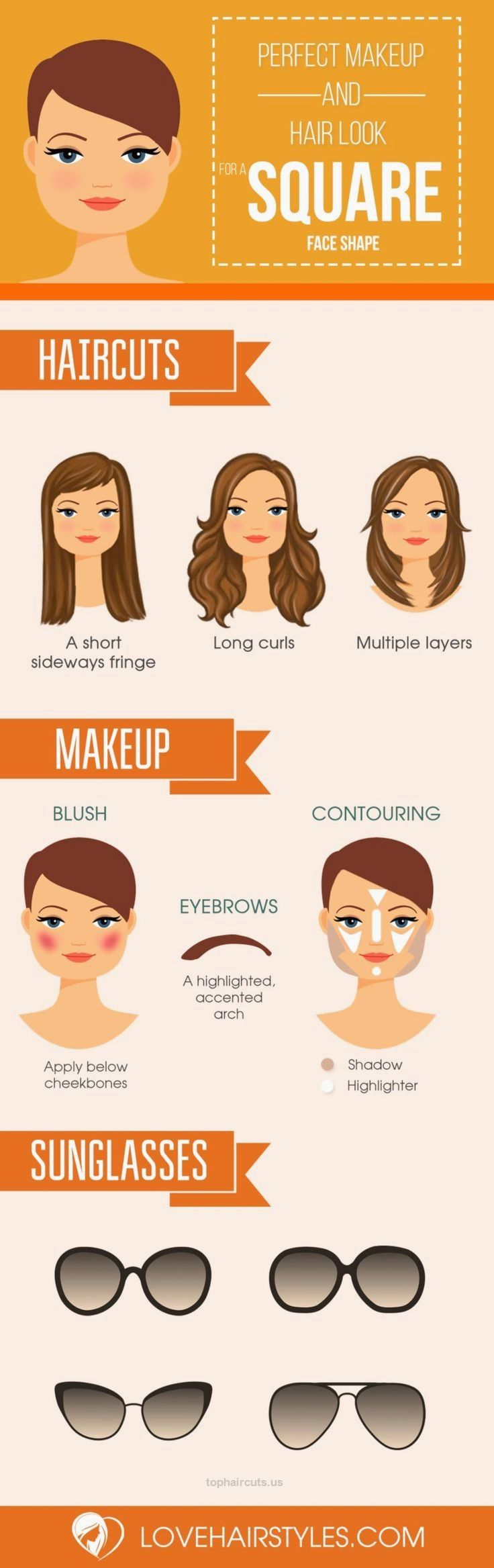 Hairstyles for Square Faces to Try in 2017. If you wonder which hairstyles for s… Hairstyles for Square Faces to Try in 2017. If you wonder which hairstyles for square faces are most flattering, you should opt for a style that s ..  http://www.tophaircuts.us/2017/05/02/hairstyles-for-square-faces-to-try-in-2017-if-you-wonder-which-hairstyles-for-s/