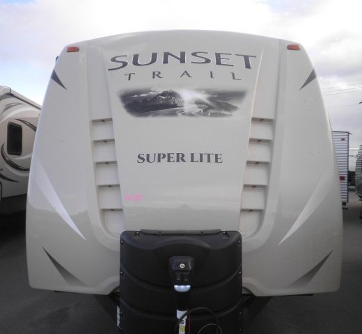 New 2016 CrossRoads RV Sunset Trail Super Lite ST290QB Travel Trailer at Western RV Country | Sherwood Park, AB | #16R135
