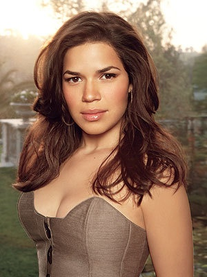 Repinned: America Ferrera proof you dont have to be size 2 to be beautiful