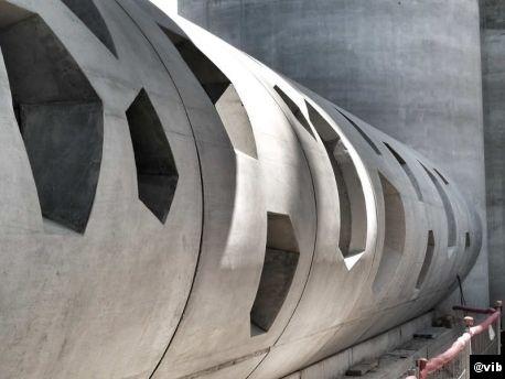 Album-photos | L'Année 2013 de Vi-B architecture (Franck Vialet) (18-12-2013) Renouvellement ! «Fin 2013, l'agence est en chantier et change...