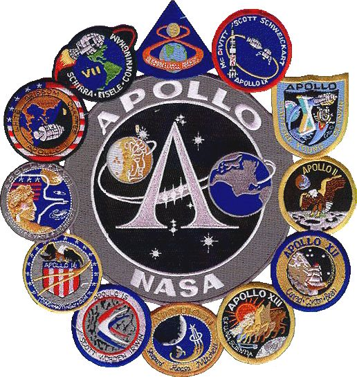 Project Apollo, from the patch that never flew to Apollo 17