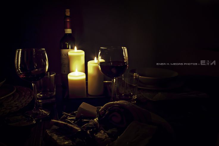 Romantic Dinner - www.facebook.com/enea.mds