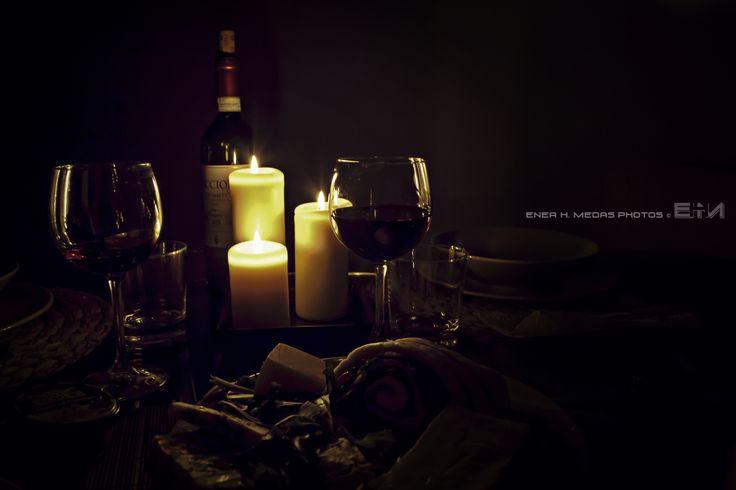 Romantic Dinner - www.facebook.com/enea.mds