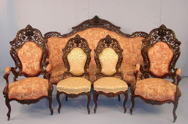 Antique Rococo Furniture | AntiqueFurniture.com