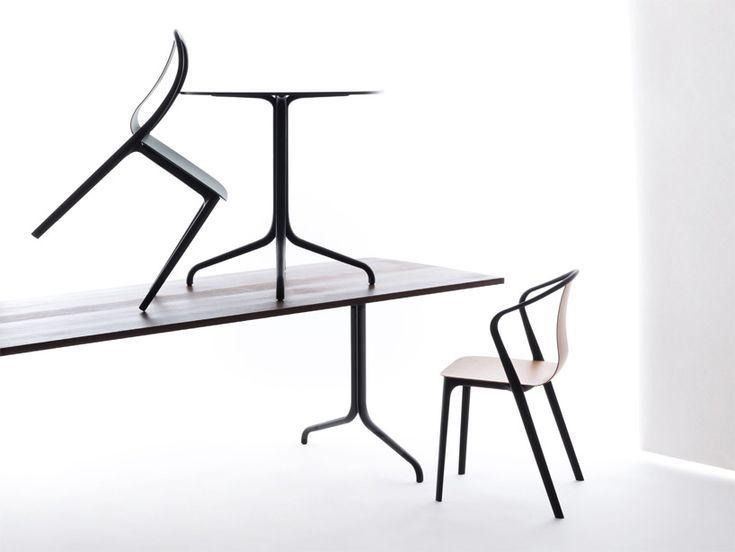 ronan + erwan bouroullec debut belleville collection for vitra