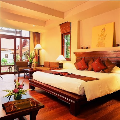 Thai Style Chalet Room
