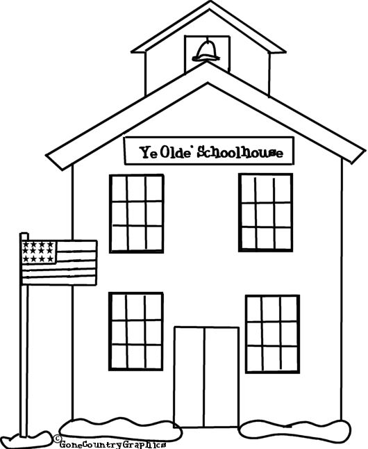 Home Coloring Pages For KindergartenColoringPrintable Coloring