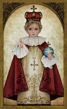 ÍNDICE:     1- Consagração ao Menino Jesus de Praga       2- Oração para pedir favores ao Menino Jesus de Praga, revelada pela Virgem Maria...