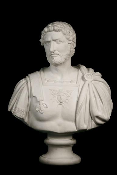 Bust of Hadrian by FeliceCalchi