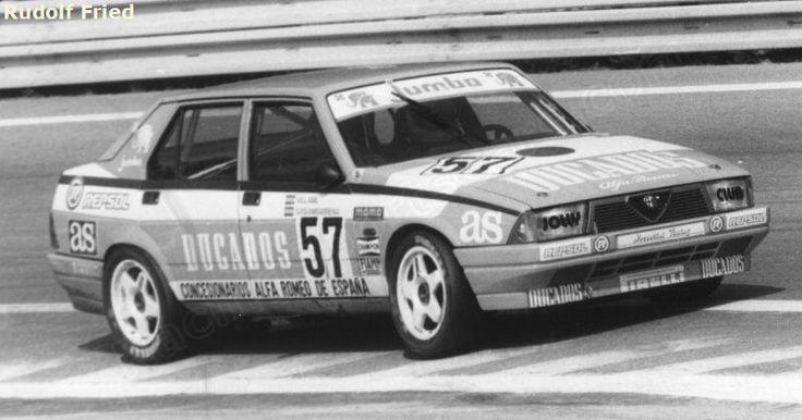 Alfa Romeo 75 V6 ETCC