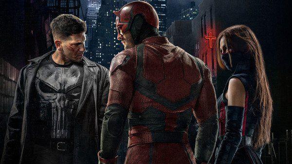 Marvels Daredevil tv series