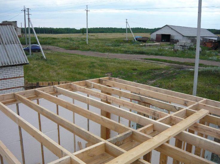 Пример как дешево построить дом своими руками (61 фото)