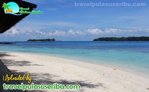 PULAU SEPA - Pasir putih serta bibir pantai yang landai dan keindahan alam bawah laut . Dapatkan Promo Paket Harga Murah Pulau Sepa dari kami. #pulausepa