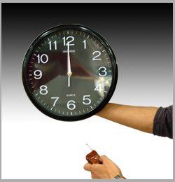 Hidden Camera Wall Clock - SEE THE WORLD'S BEST COVERT HIDDEN CAMERAS AT http://www.spygearco.com/hidden-camera-AllInOne.php