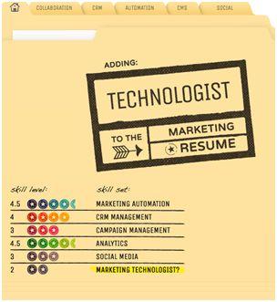 """Añade """"Technologist"""" a tu CV de Mercadólogo"""