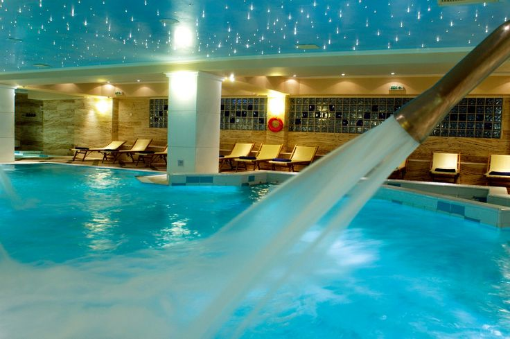 Aquis Mare Nostrum Hotel Thalasso #greece #travel #ttot #spa #wellness