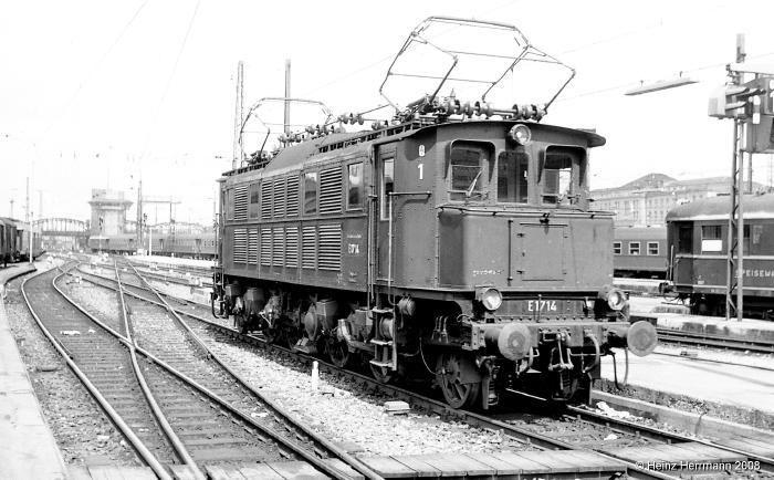E1714 Deutsche Bundesbahn