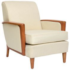 1,600$ including shipping. 1941 Streamline Modern Lounge Chair by Heywood Wakefield   From a unique collection of antique and modern lounge chairs at http://www.1stdibs.com/furniture/seating/lounge-chairs/