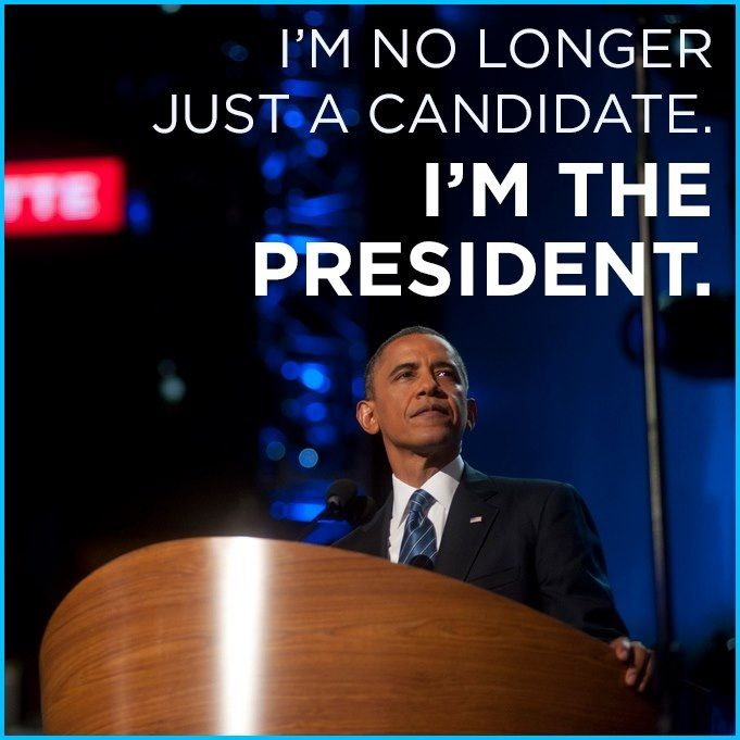 Audacity Of Hope Quotes: The President Of The United States Of America!