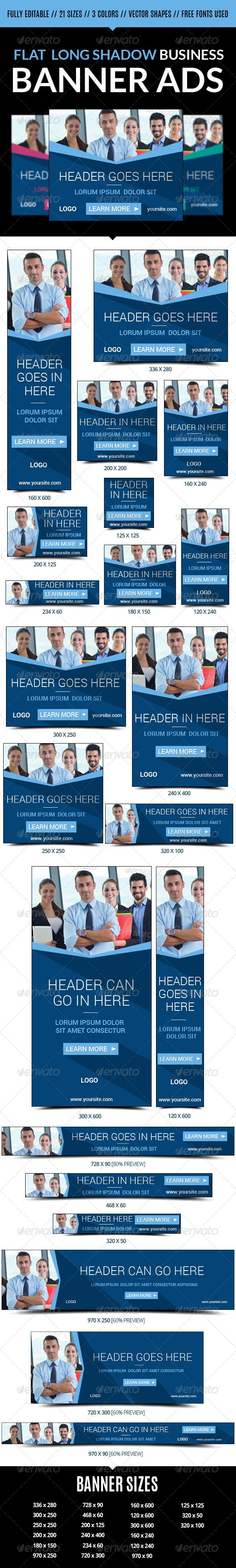 Multipurpose Flat Business Banner Ads Template PSD | Buy and Download: http://graphicriver.net/item/multipurpose-flat-business-banner-ads/8411829?WT.ac=category_thumb&WT.z_author=red_zebra&ref=ksioks