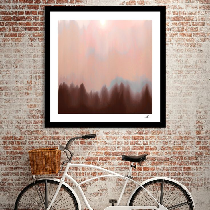 «High Sun», Numbered Edition Fine Art Print by Okti W. - From $20 - Curioos