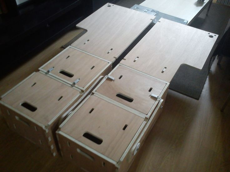 Does the Swiss Room Box inspire you? Without violating international patent laws, how about making something similar?