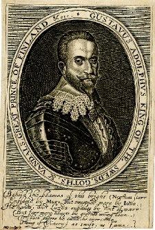 Gustavus Adolphus of Sweden, 1631.